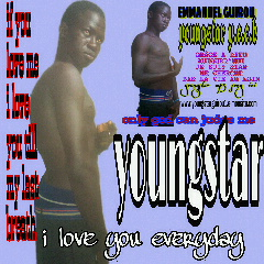 YOUNGSTAR NIGGA