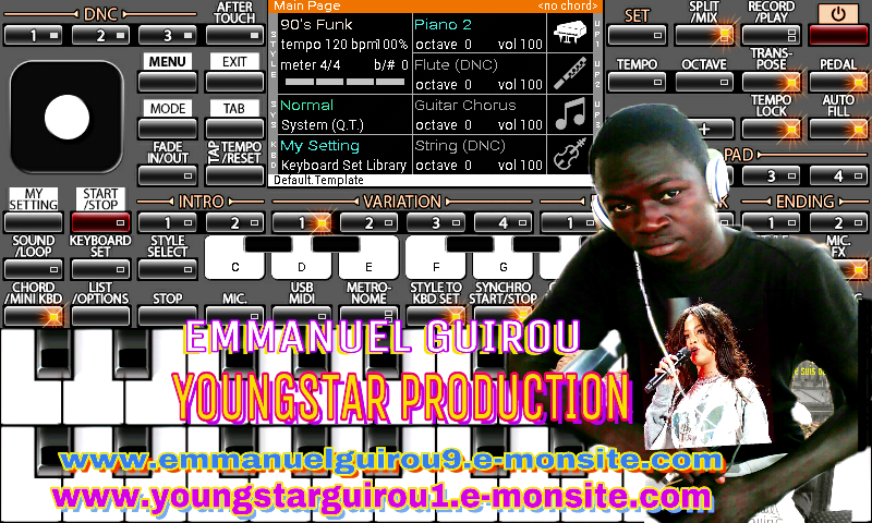 YOUNGSTAR MP3 PLAYER