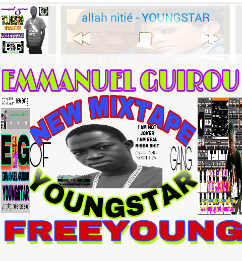 YOUNGSTAR MIXTAPE FREEYOUNG