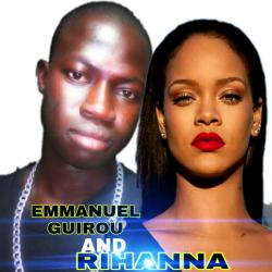 YOUNGSTAR AND RIHANNA