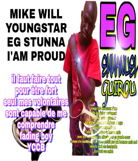 E.G YOUNGSTAR JE SUIS FIÈRE